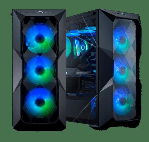 mb td500 crystal CPU