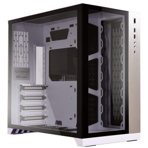 LIAN LI PC-O11 Dynamic ATX Case - White