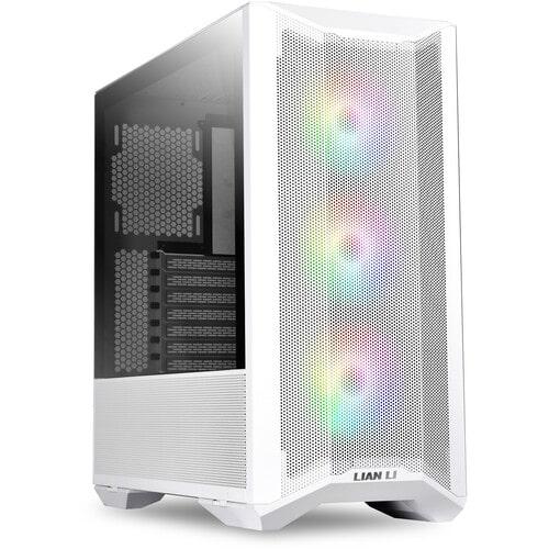 Lian Li Lancool II Mesh RGB ATX Case - White