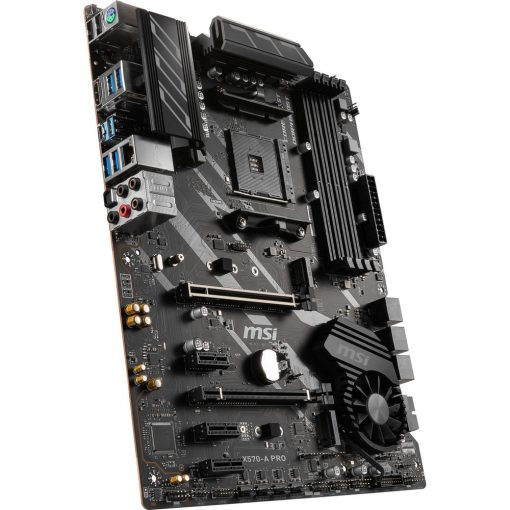 MSI X570-A PRO Motherboard1