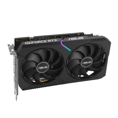ASUS Dual RTX 3060 OC Graphics Card