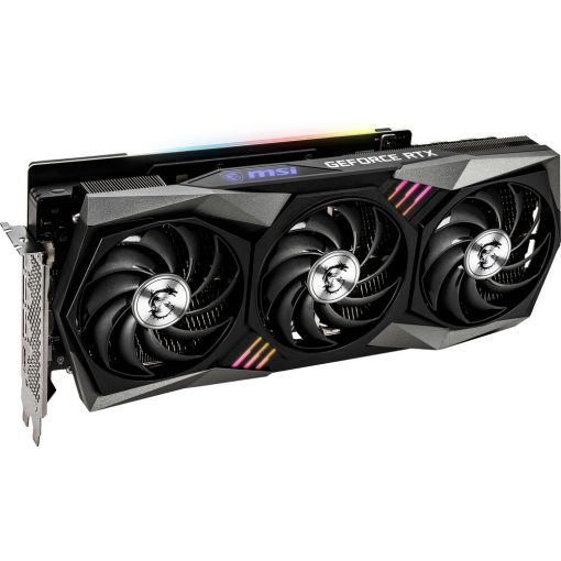 MSI Nvidia GeForce RTX 3080 GAMING X TRIO 10GB Graphics Card