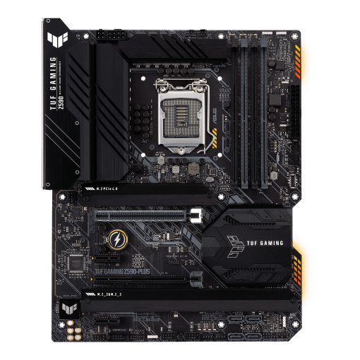 ASUS TUF Gaming Z590-Plus Motherboard