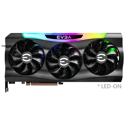EVGA Nvidia GeForce RTX 3090 FTW3 Gaming Ultra Graphics Card