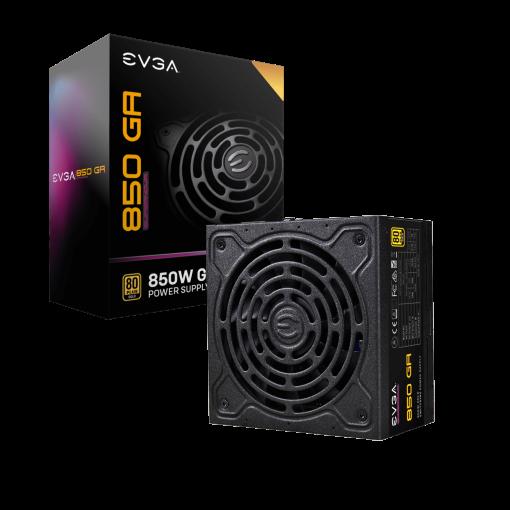 EVGA SuperNOVA 850 GA 80+ Gold Power Supply