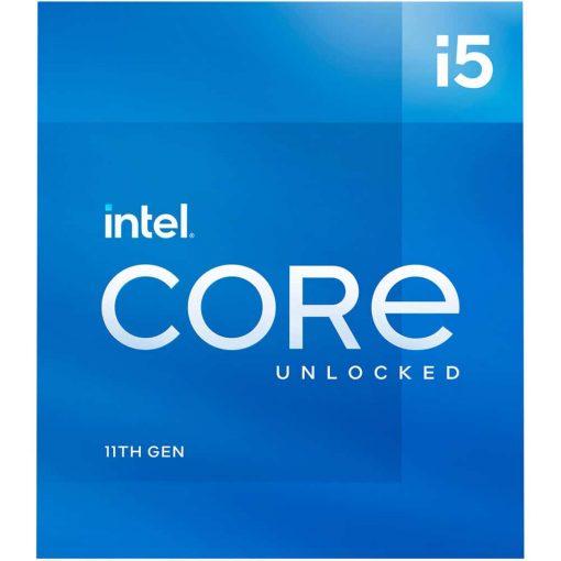 Intel Core i5 k 11th Gen