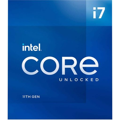 Intel Core i7 k 11th Gen