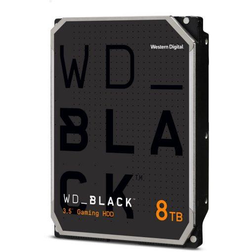 8 TB WD black harddisk