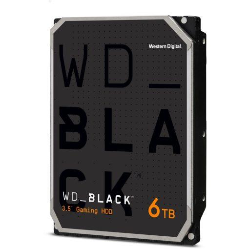 6 TB WD black harddisk